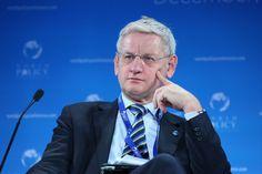 WPC 2013, Monaco - Carl Bildt, Foreign Minister of Sweden