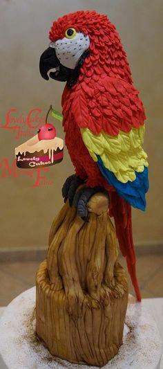 Lovely Cakes Italia - #cakedesign #animali #cakedesignitalia