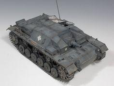 Sd.Kfz.142 Sturmgeschutz III Ausf. A (Germany)
