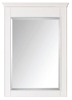 "Silverton 24"" Mirror - Bathroom Mirror - Vanity Mirror - Rectangular Mirror 