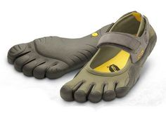 FiveFingers Sprint - Men's Taupe/Putty/Clay 45 by Vibram USA $48.00