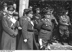 Göring und Staatssekretär Generallt. Milch während der Feier | par GLORY. The largest archive of german WWII images