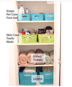 Great for organization!