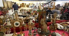 """Plaza del Angel Centro de Anticuarios """"a fun surprise for antique lovers Antique shops in this plaza have been there for years. on a Saturday, there will be lots of vendors set up on blankets all along the corridors. I loved it! I rarely see antiques and used things in Mexico am also an avid flea market fan and antique collector so this was right up my alley. Most things were pretty expensive. If you want to find real antiques there are other options downtown or south of the city."""