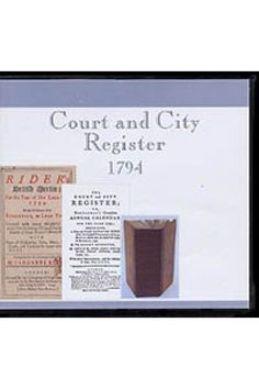 Court and City Register 1794 Little Books, British History, Genealogy, Ebooks, City, Free, Family Tree Chart, Family History, Cities