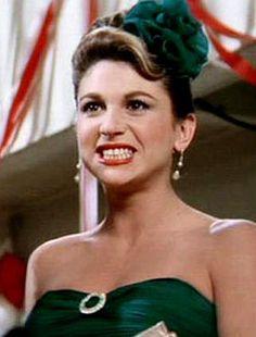 "Marty...Maraschino - ""like the cherry"" ;)  (Dinah Manoff)"