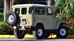1981 Toyota Bj-42 Land Cruiser 3B Diesel Engine, 4-Speed presented as lot S168 at Kissimmee, FL 2016 - image3