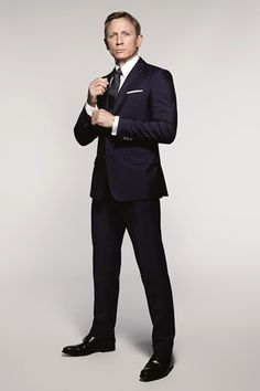 Wardrobe ONLY: A well tailored suit for Look #1