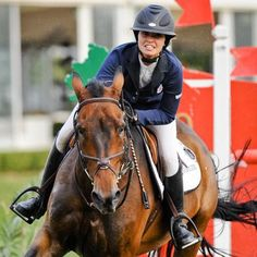 Pulling off one of the biggest upsets in show jumping history by ending up on top of the Olympic selection trials in just her first year of being old enough to compete, Reed Kessler, 17, is no stranger to victory: http://www.oughtonlimited.com/studio-notebook-blog/467
