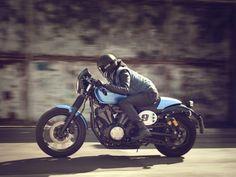 2015 Yamaha XV950 Racer - Journal du Design