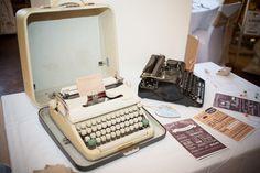 Vintage Typewriters, £25.00
