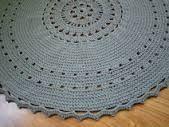 crochet rug black - Google-Suche