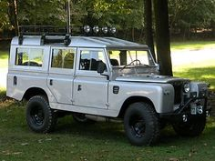 '67 Land Rover 109 LHD ~Like Defender ~GM V8 Conversion ~Custom Interior ~Lifted for sale - CollectorCarsforSale.com