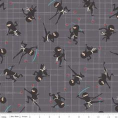 Scott Jarrard - Year Of The Ninja Knits - Ninja Main Knit in Gray...or this???