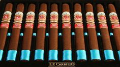 Executive editor David Savona speaks with Ernesto Perez-Carrillo about blending his La Historia cigar.