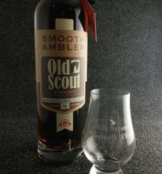 Old Scout, the Cask 8 year edition
