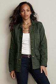 Casual, just what I need!--Legend Wash Jacket