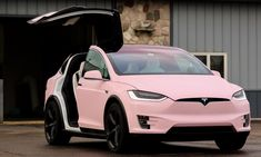 Verity, The Bubblegum Pink Tesla Model X /. Verity, The Bubblegum Pink Tesla Model X /.You can find Tesla and more on our website. Luxury Sports Cars, Top Luxury Cars, Lamborghini Logo, Carros Lamborghini, Tesla Model X, Audi Sport, Sport Cars, Sport Sport, Jaguar Sport