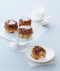 Quick Sticky Buns | Feed your children and get them out the door in a ...