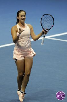 Kasatkina nackt Daria  Wimbledon Day