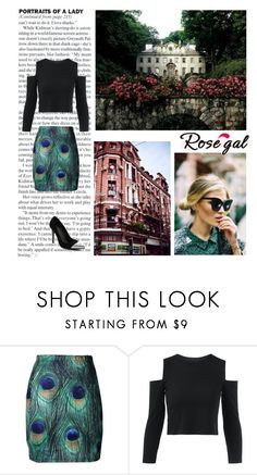 """""""Rosegal VIII"""" by antonija2807 ❤ liked on Polyvore featuring pretty, jeans and rosegal"""