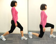 10 Minute (at home) Legs, Bums and Tums Workout.