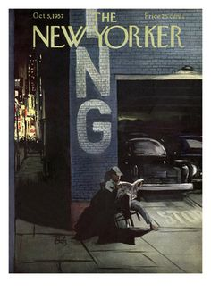 The New Yorker Poster sur AllPosters.fr