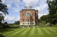 Barlaston Hall Stoke On T Staffordshire England Built To Designs Of Sir Robert Taylor Acquired By Wedgwood Family In Image Knight Frank