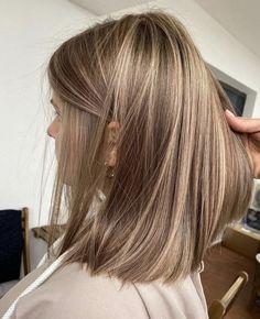 Blonde Hair Looks, Brown Blonde Hair, Brunette Hair, Light Brown Hair, Brown Hair Balayage, Hair Highlights, Grunge Hair, Hair Day, Gorgeous Hair