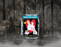 Saints And Sinners, Cover, Books, Art, Art Background, Libros, Book, Kunst, Performing Arts