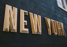 Awesome Signage by Sideshow Sign Co.   Inspiration Grid   Design Inspiration