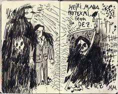Heiri Mada.  By Nicholas Mirakian.