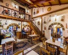 Koykos restaurant, Rhodos