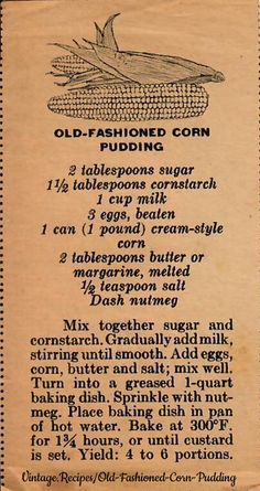Corn Recipes, Veggie Recipes, Veggie Meals, Yummy Recipes, Vegetarian Recipes, Veggie Dishes, Food Dishes, Side Dishes