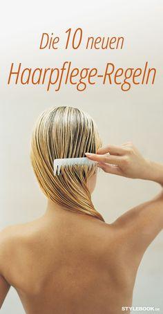 Haare werden jetzt seltener gewaschen und Pflege wird ab sofort VOR dem Shampoonieren aufgetragen? Ja, richtig gelesen! Auch in Sachen Haar-Pflege gibt es ständig neue Trends. Diese zehn sollten Sie nun kennen…