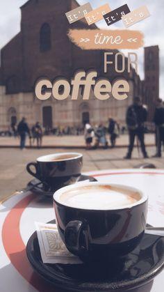 Hora do café - Insta story + collages - Instagram Feed, Coffee Instagram, Creative Instagram Stories, Instagram And Snapchat, Instagram Story Ideas, Snapchat Time, Snapchat Streak, Snapchat Stories, Coffee Time