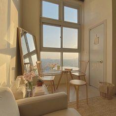 Dream Apartment, Apartment Interior, French Apartment, Apartment Design, Room Ideas Bedroom, Bedroom Decor, Study Room Decor, Decor Room, Home Decor