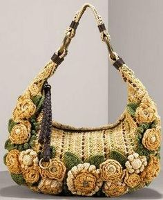 Free Crochet Patterns for Purses ~ Free Crochet Patterns