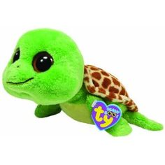 "Amazon.com: Ty Beanie Boos 6"" Sandy Turtle: Toys & Games"