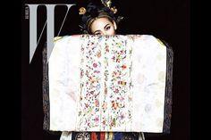 2NE1's CL Is A Contemporary Princess For 'W' Magazine Korea: 7 Pics