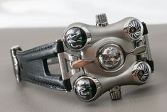 MBandF HM6 Space Pirate Watch Hands-On Debut