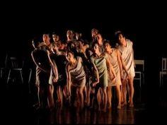 Batsheva Dance Company - by Ohad Naharin Nina Simone, Contemporary Dance, Modern Dance, Greek Chorus, Children Of Eden, Dance Academy, Dance Movement, Dance Company, Dance Art