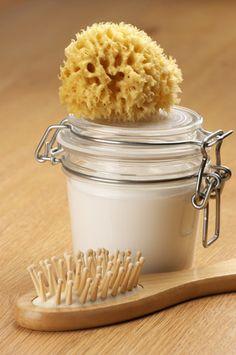 Homemade body care recipes with essential oils.