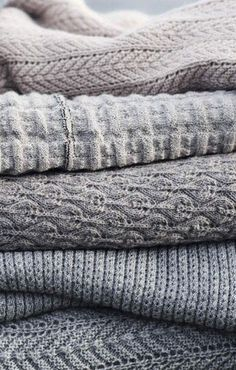 Winter cozies!