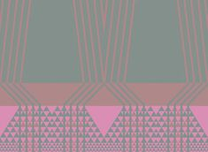 Triangularity by Sanziana Toma -  This geometrical pattern is discreet, but in the same time powerful. Triangles and lines mix in a bold way and make you wanna move!  Included in the Extended License is one different colourway version of the same design.