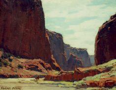 "Early California Art Blog: ""Edgar Payne - The Scenic Journey"" Exhibit at the Crocker Art Museum"