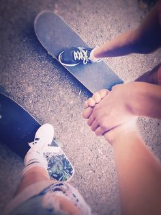 #skateboard #friends Go follow @Sk8terLife I took this pic with her!