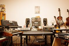 In the Studio: Clark | XLR8R