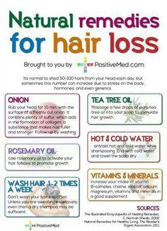 Hair growth for hair loss