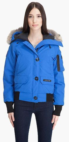 manteau canada goose chilliwack femme